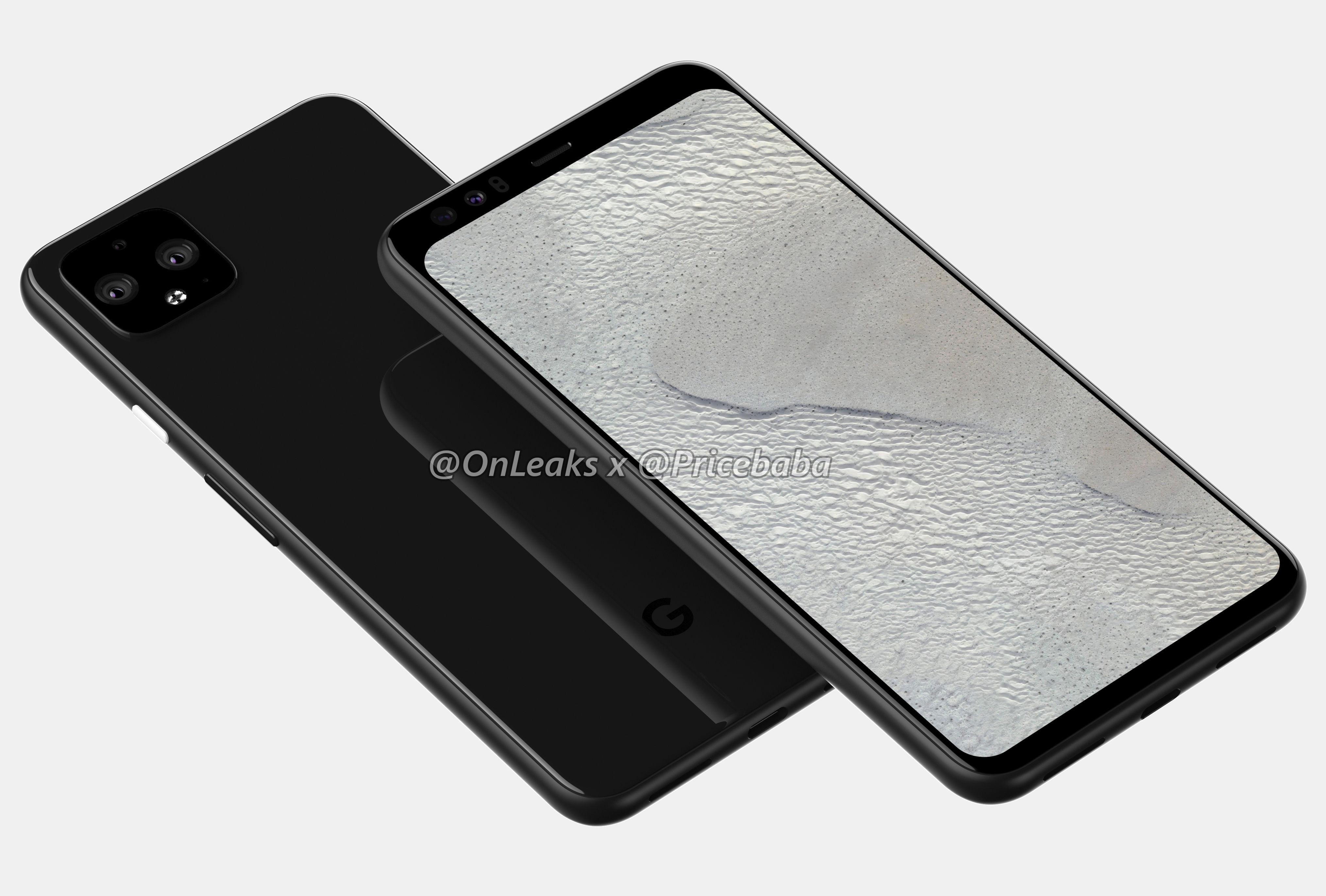 Google Pixel 4 : première apparition sauvage du smartphone dans sa version finale
