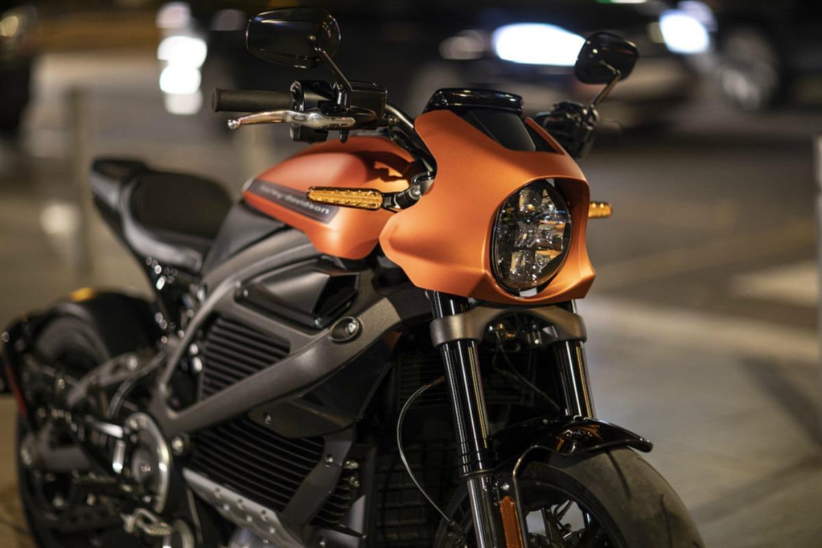 LiveWire : Harley-Davidson stoppe temporairement la production de sa moto électrique