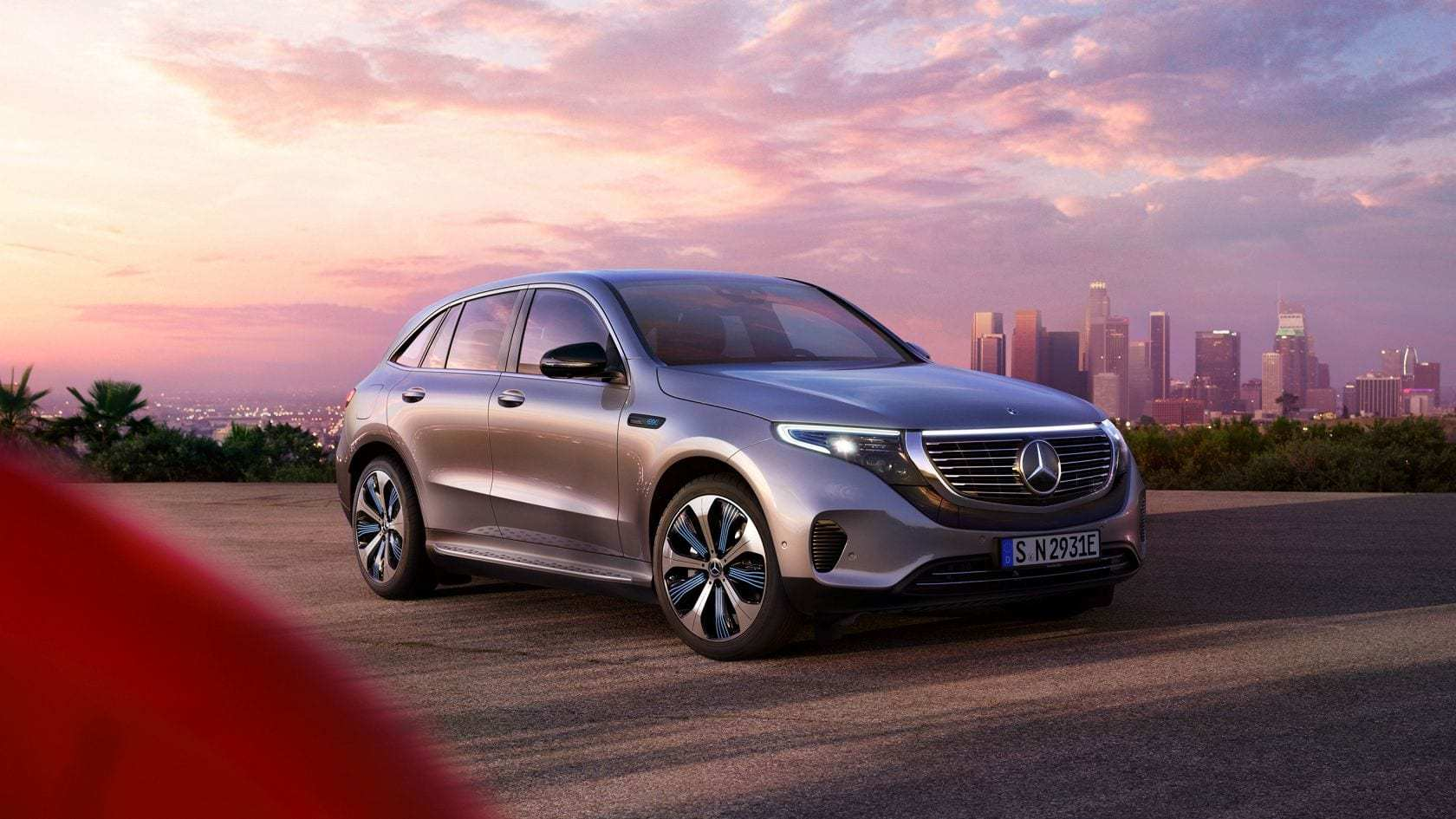 Mercedes EQC : les prix du SUV électrique officialisés, la note sera salée