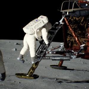 Pour les 50 ans d'Apollo 11, NVIDIA recrée l'alunissage… avec Ray-Tracing