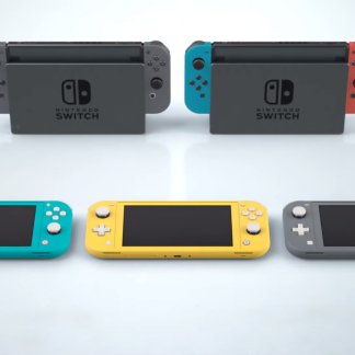 Nintendo Switch Lite: what are the differences with the normal Switch?