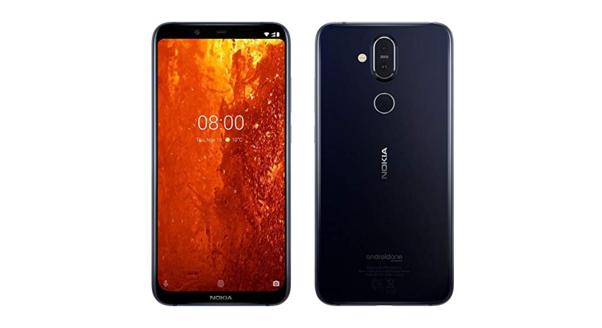 🔥 Prime Day 2019 : le Nokia 8.1 sous Android One descend à 299 euros