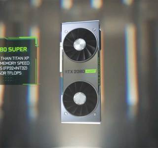 Nvidia dévoile les GeForce RTX 2060, 2070 et 2080 SUPER : performances et prix