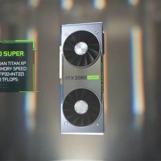Nos benchmarks de la Nvidia GeForce RTX 2080 Super : performances similaires pour moins cher