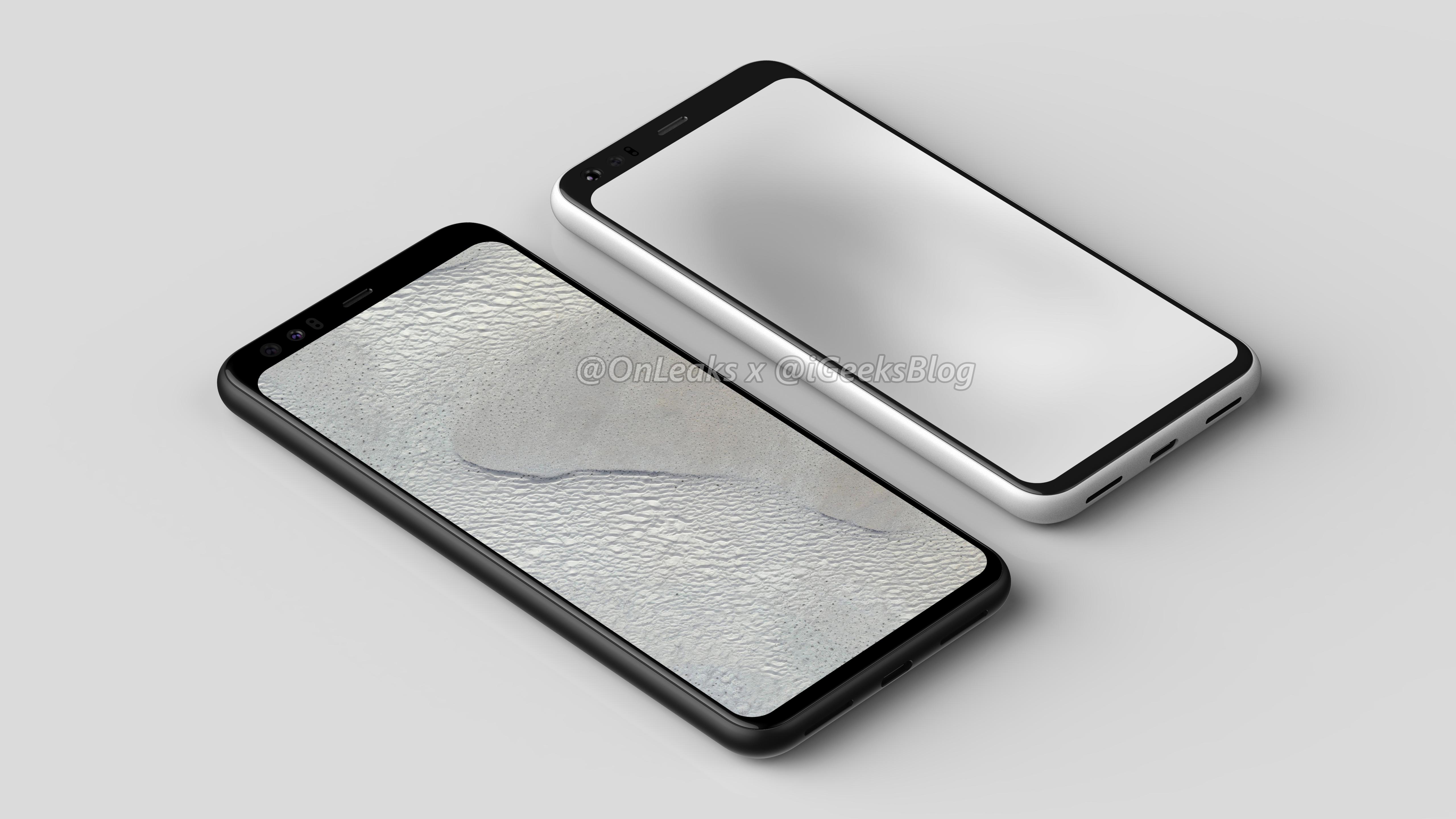 Google Pixel 4 : écran 90 Hz et objectifs optionnels, la fiche technique se révèle
