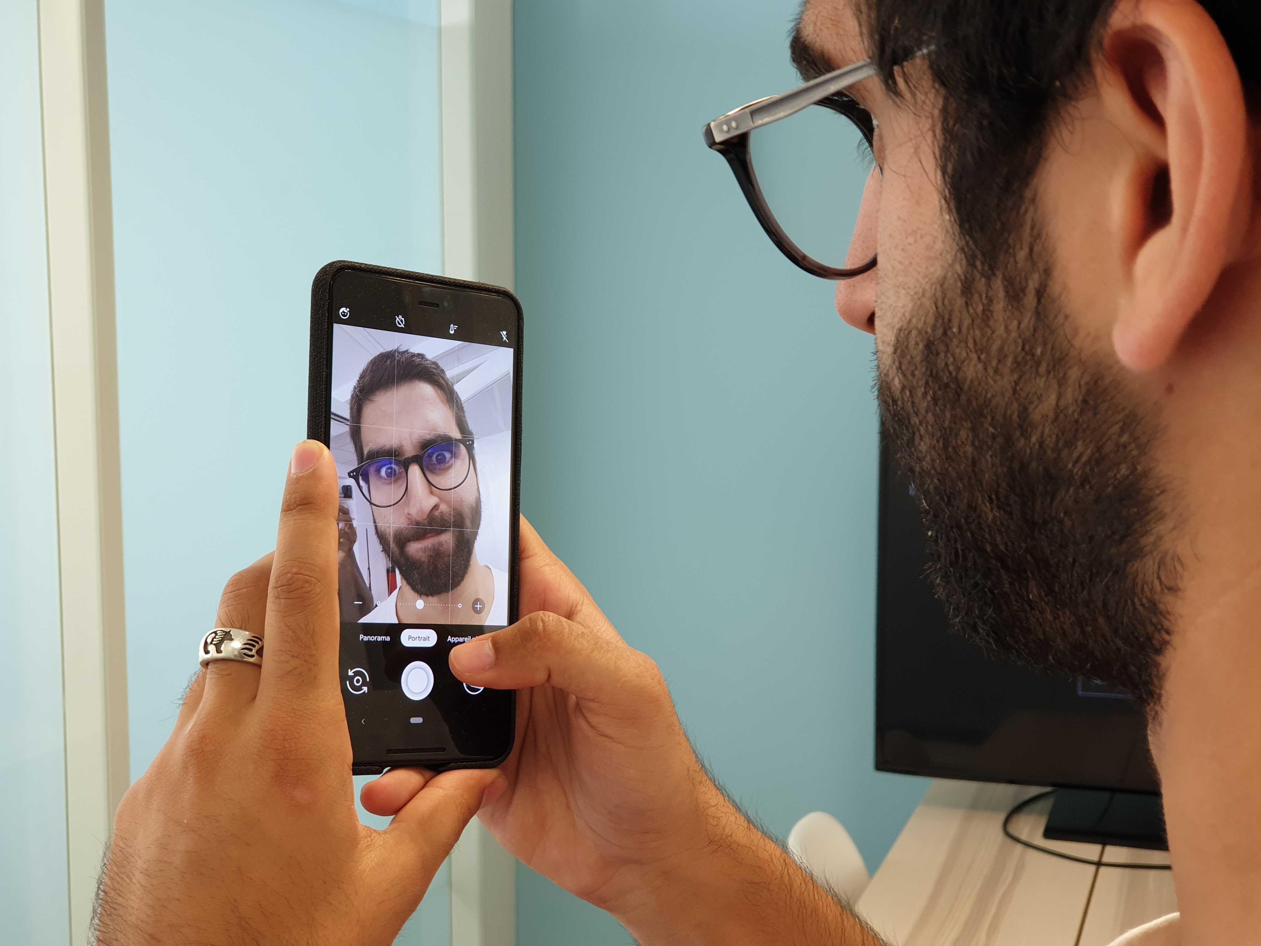 Google Pixel 4 : la reconnaissance faciale ne sera pas raciste