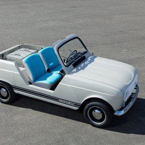 Renault4L électrique: une résurrection rétrofuturiste serait bien au menu