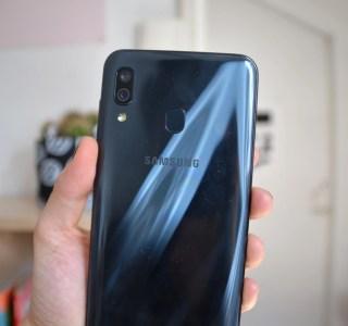 Samsung Galaxy A11, A31 et A41 : jusqu'à 128 Go de stockage en perspective