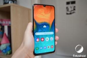Test du Samsung Galaxy A30 : des atouts à faire valoir