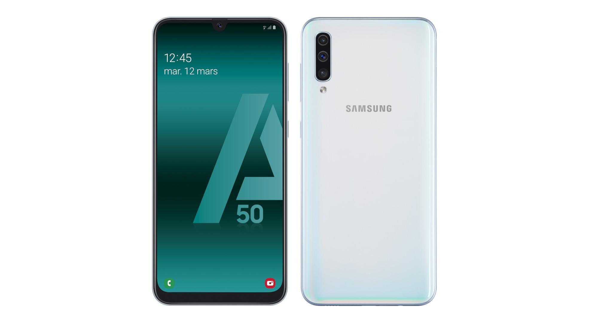 🔥 Soldes 2019 : le Samsung Galaxy A50 descend à 299 euros sur Cdiscount