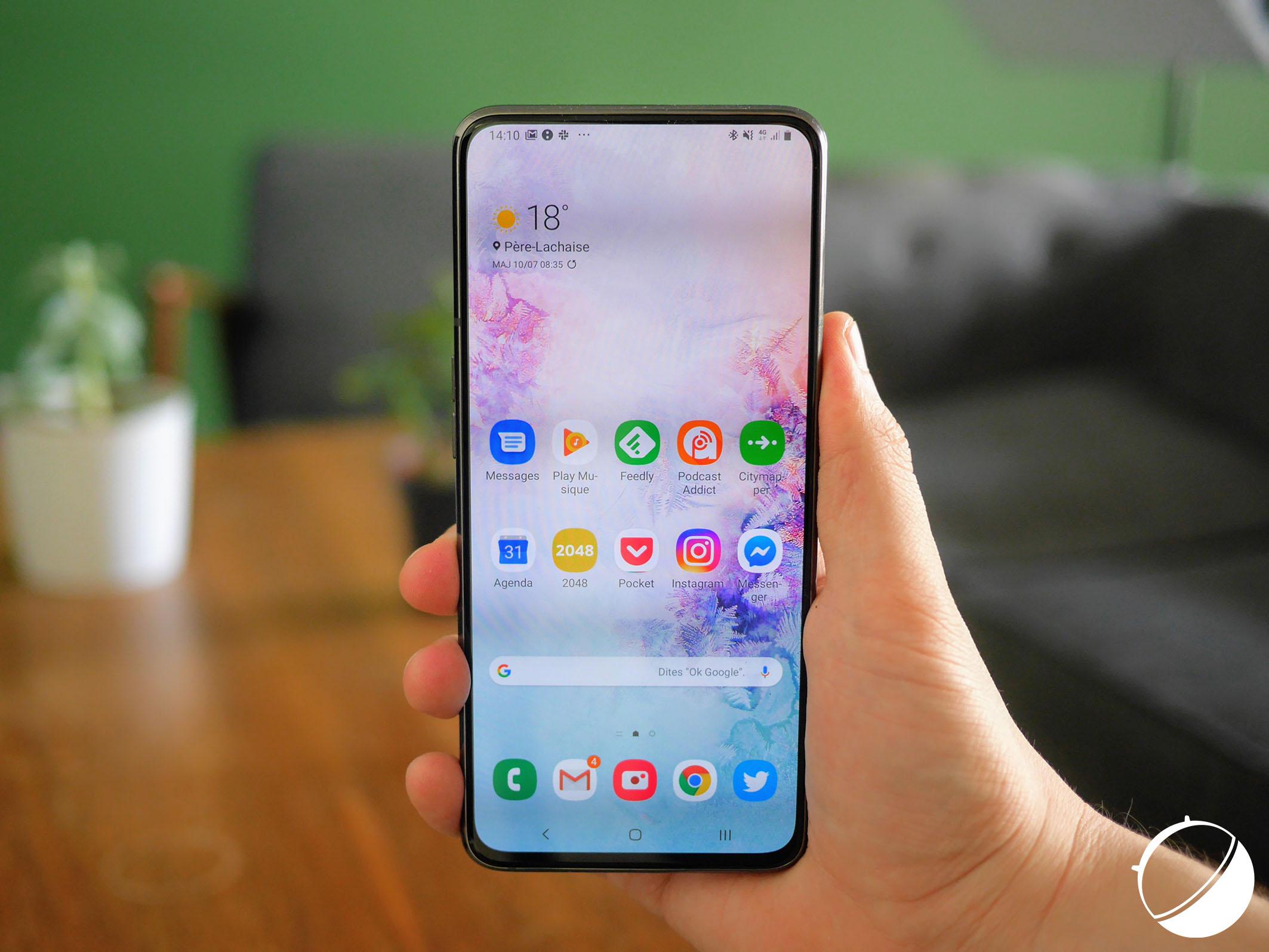 Samsung Galaxy A90 : le milieu de gamme sous Snapdragon 855 se rapproche de sa sortie