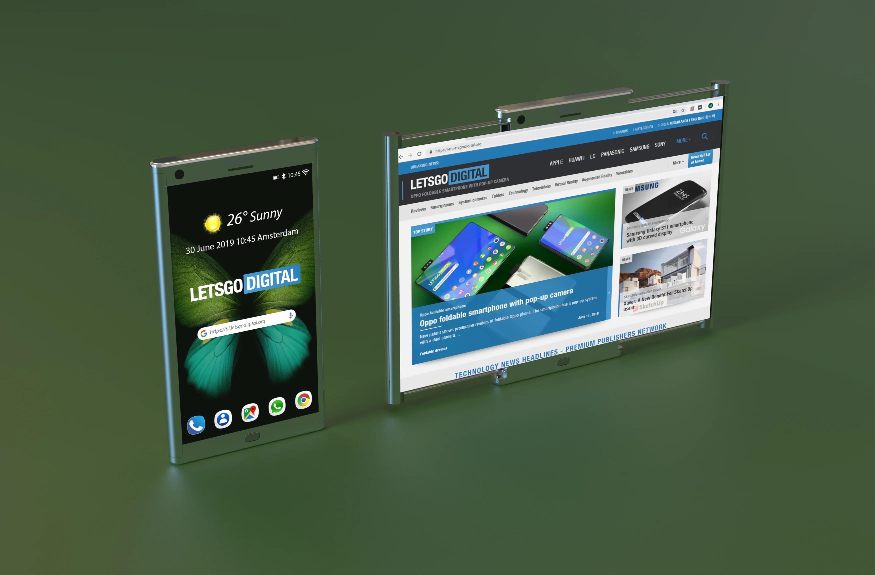 Oubliez le pliable, LG veut développer des écrans étirables
