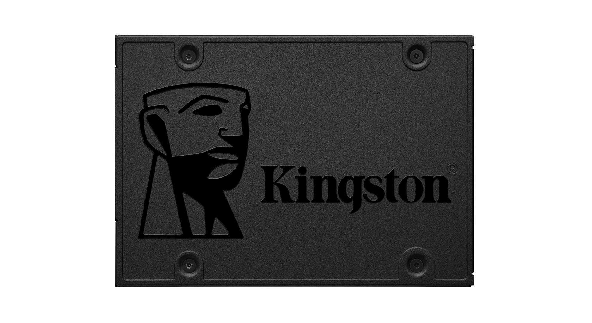 Moins de 10 centimes le Go avec ce SSD Kingston d'une capacité de 480 Go
