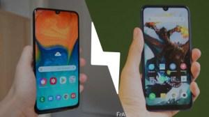 Samsung Galaxy A30 vs Xiaomi Redmi Note 7 : lequel est le meilleur smartphone ? – Comparatif
