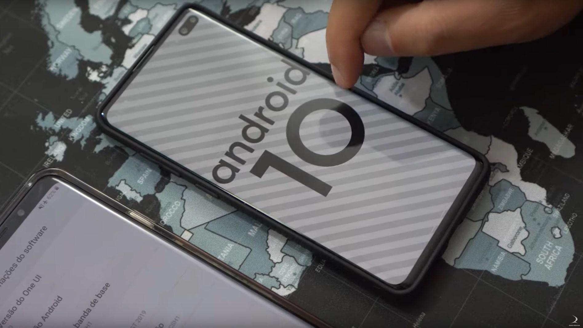 Samsung One UI 2.0 : la beta d'Android 10 pour les Galaxy S10 et Note 10 arrive déjà