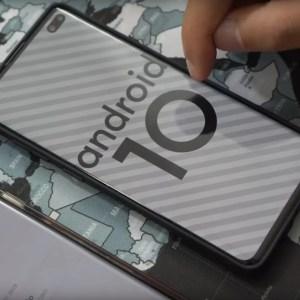 Android 10 a été la mise à jour la plus rapidement adoptée, mais reste très minoritaire