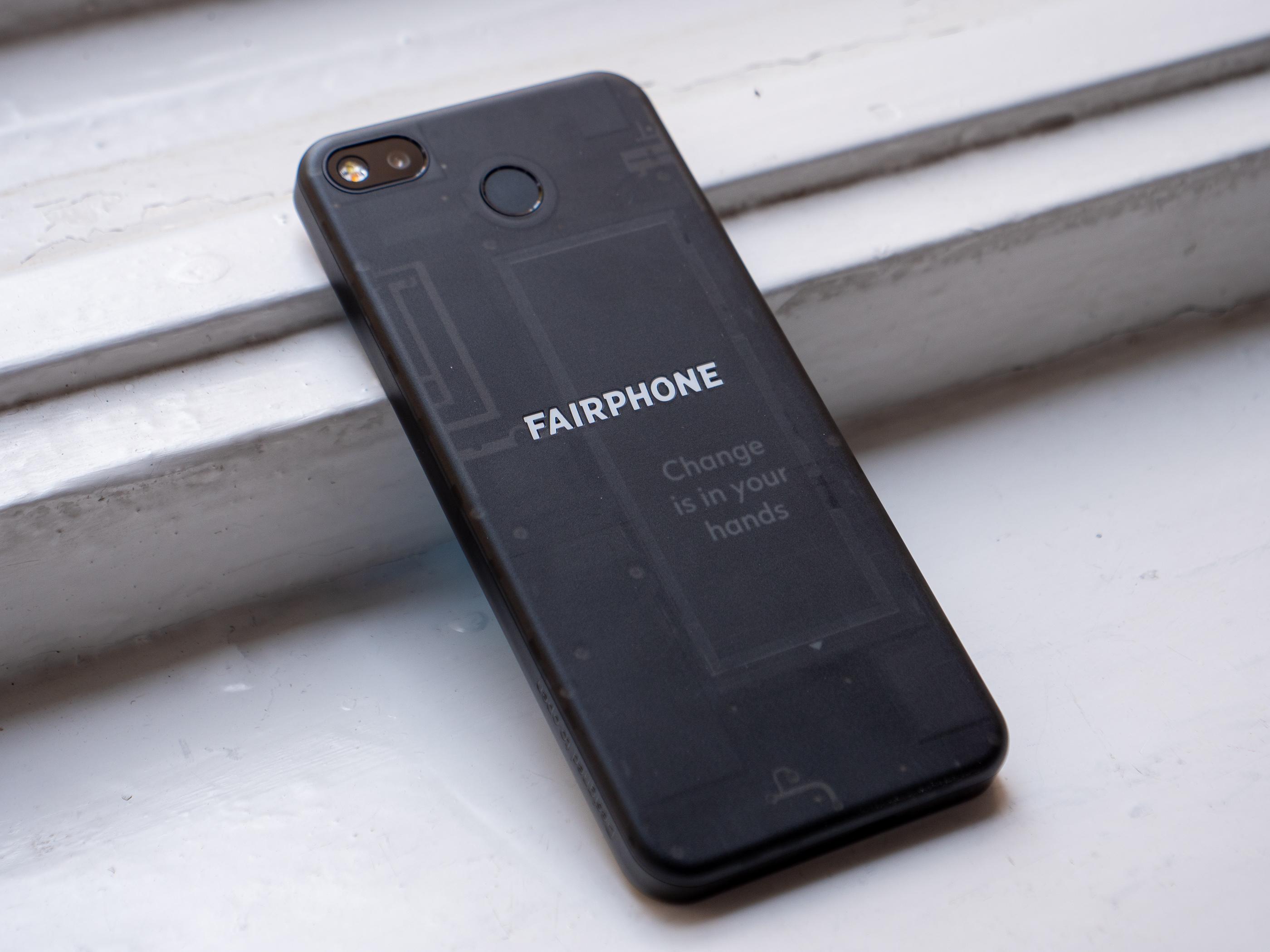 Fairphone 3 : nos photos et nos premières impressions du smartphone équitable