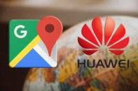 Map Kit : le projet de Huawei pour affronter Google Maps