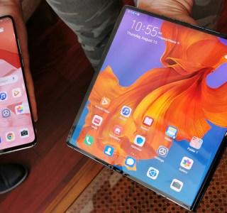 Huawei Mate X : nouvelle prise en main du modèle amélioré