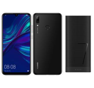 Le Huawei P Smart 2019 à 169 euros, ou 10 euros de plus avec une batterie externe en bonus