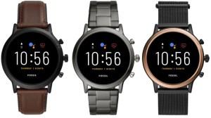 Fossil Gen. 5 : une montre Wear OS pour répondre aux appels sur son poignet