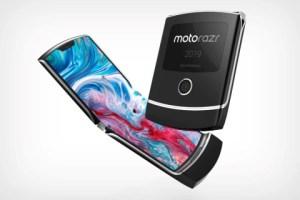 Motorola : son premier smartphone pliable sortirait en décembre en Europe