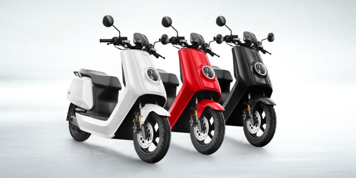 Niu officialise Gova, ses nouveaux scooters électriques aux prix (très) avantageux