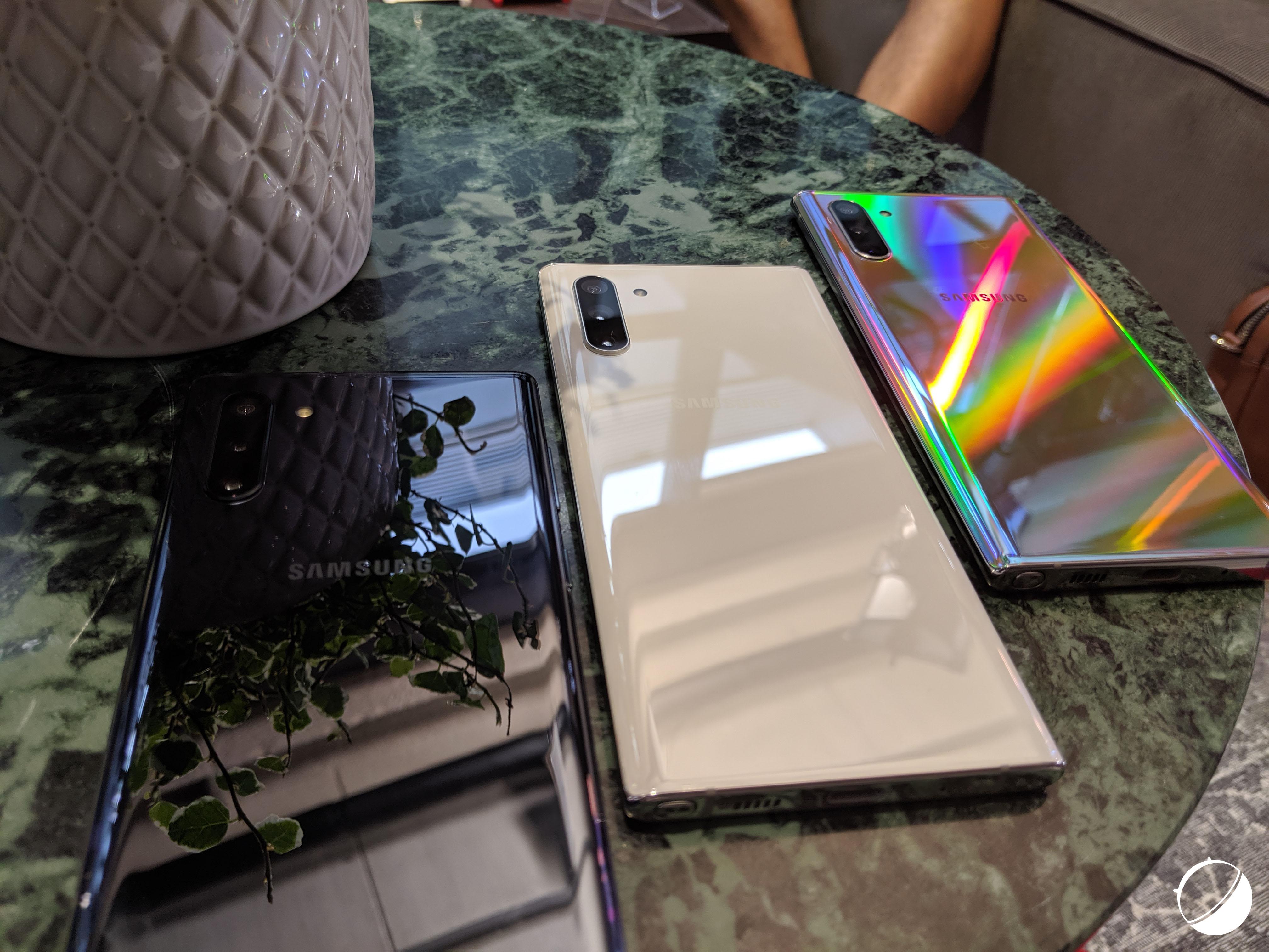 3 actualités qui ont marqué la semaine : Galaxy Note 10 officialisés, HarmonyOS dévoilé et Mate 30 Pro