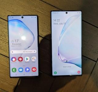 Samsung Galaxy Note 20+: un mode 120Hz moins énergivore au programme