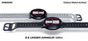 Galaxy Watch Active 2 : Samsung lancera une édition Under Armour pour les sportifs