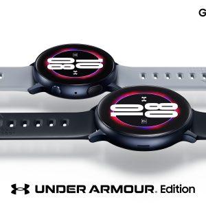 Galaxy Watch Active 2 : Samsung lancera une édition Under Armour pour les sportifs