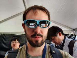 Apple travaille à rendre ses futures lunettes de réalité augmentée légères mais puissantes