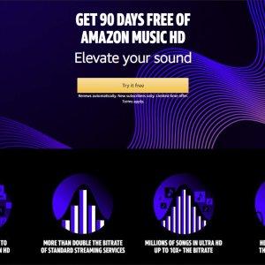 Amazon Music HD : la qualité CD arrive enfin sur le service de streaming