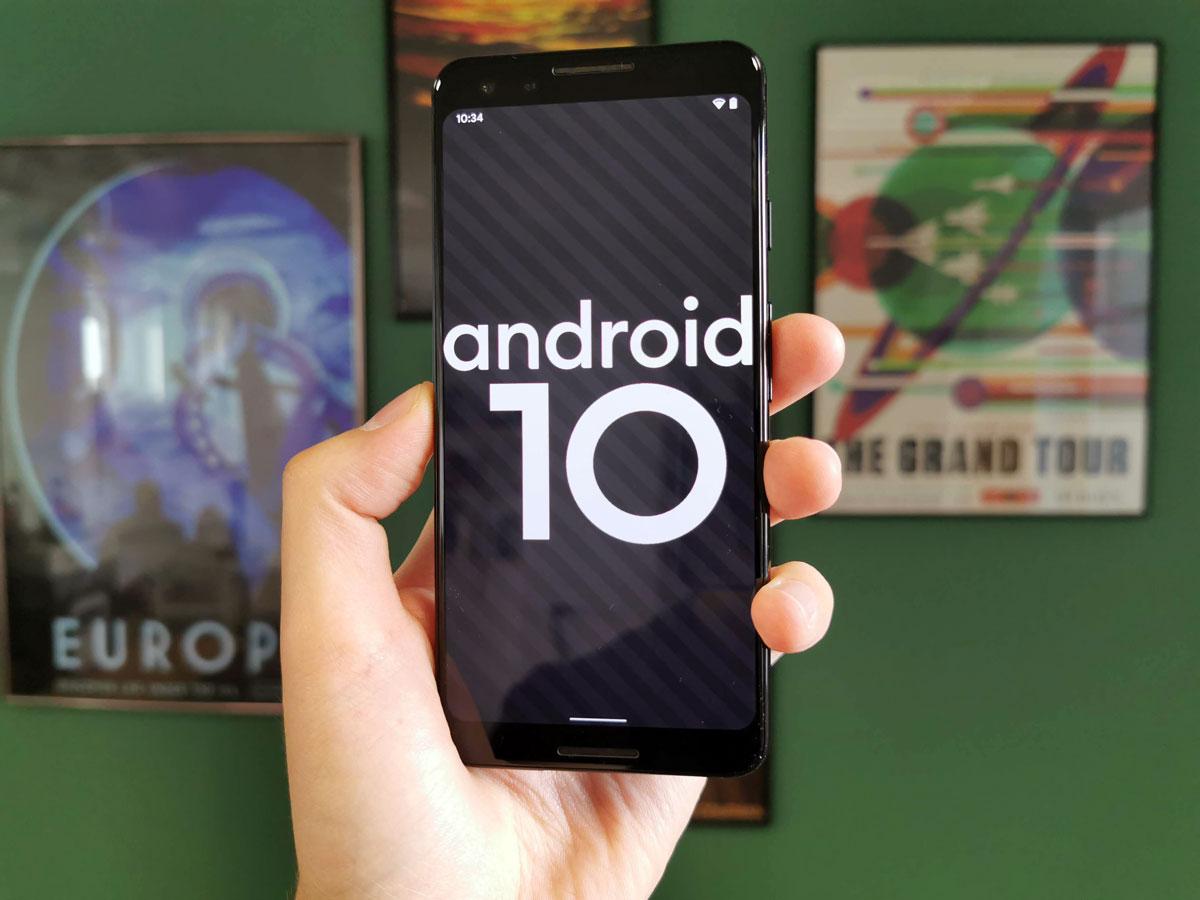 Android 10 : comment Google améliore la sécurité et la vie privée sur votre smartphone