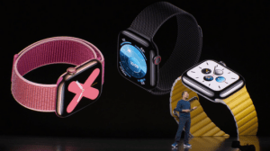 Apple Watch Series 5 officialisée : Always-On Display et boussole intégrée