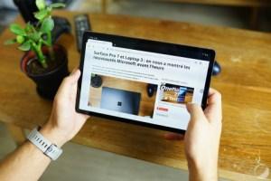 Test de la Samsung Galaxy Tab S6 : la meilleure tablette Android peut encore s'améliorer