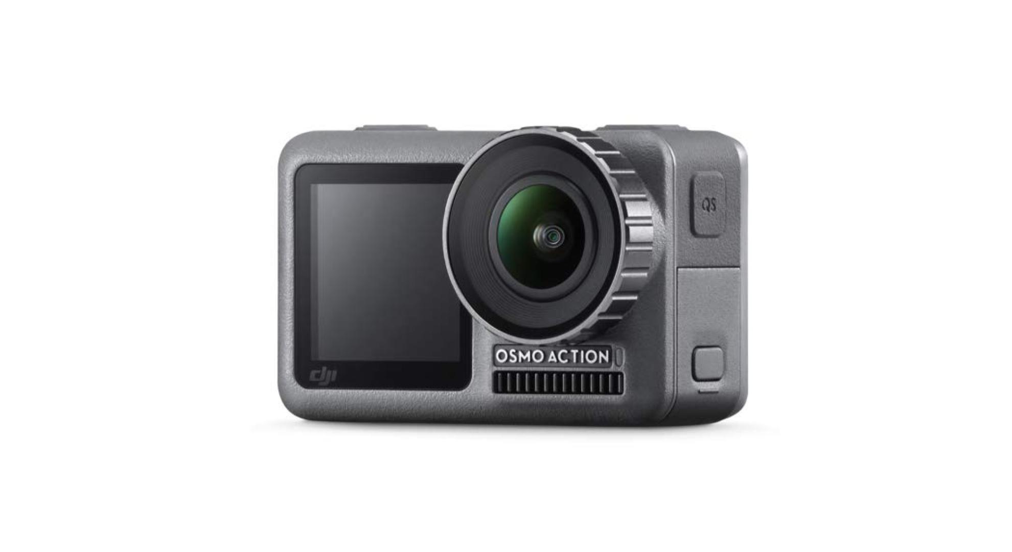DJI Osmo Action : la meilleure alternative à la GoPro pour 333 euros (accessoires inclus)