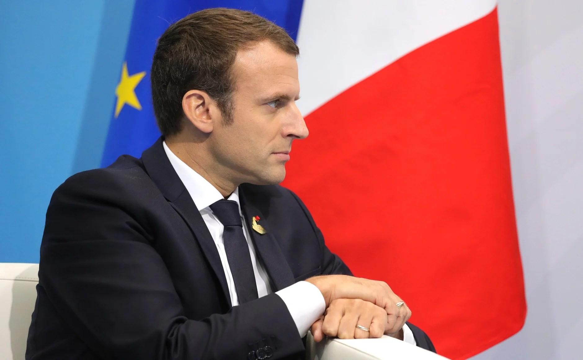Comment une application permet à Emmanuel Macron de suivre le travail de ses ministres