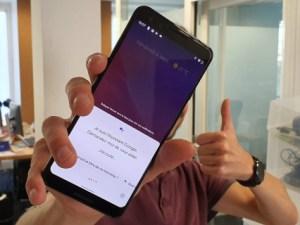 Google Assistant peut désormais passer des appels vidéo et audio avec WhatsApp