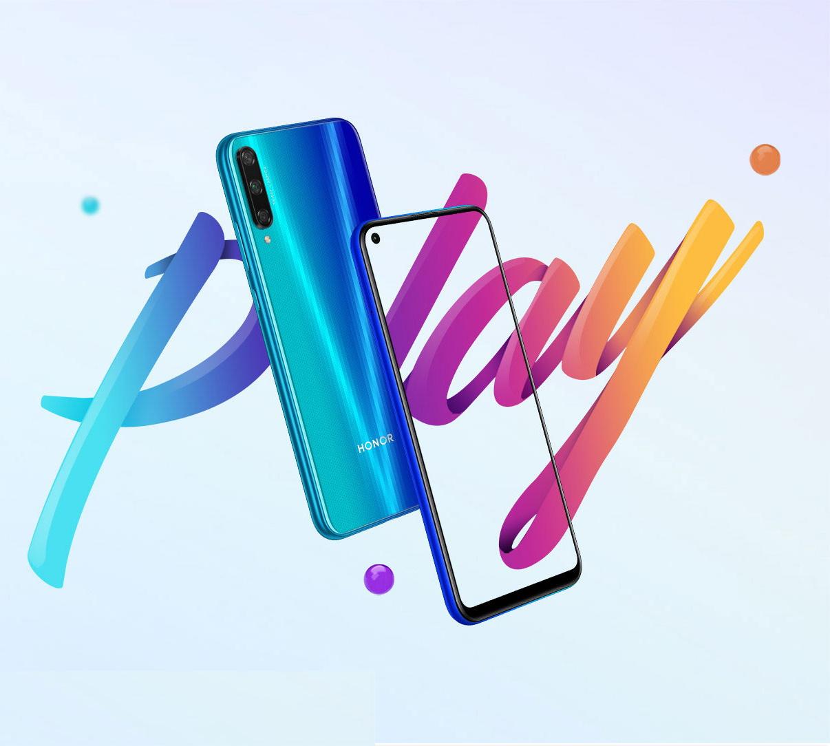 Honor Play 3 dévoilé : un successeur à petit prix avec 4000 mAh de batterie