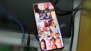 Le Honor View30 ressemblerait au Samsung GalaxyS10+, mais en 90Hz
