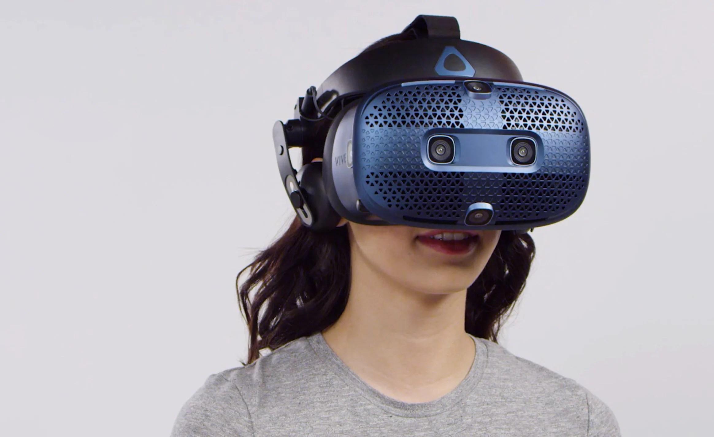 HTC Vive Cosmos : une date et un prix pour le casque VR modulaire