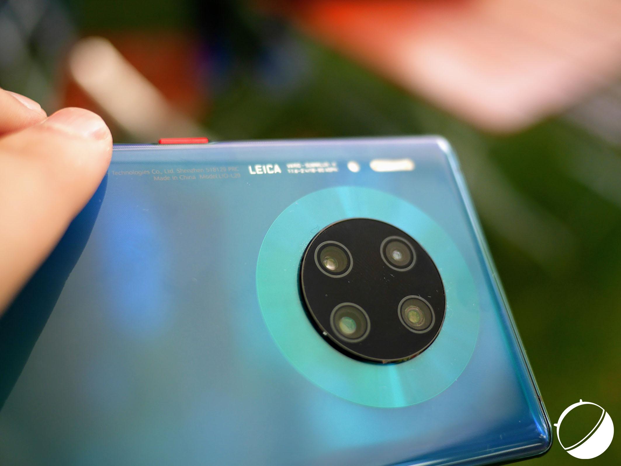 Le Huawei Mate 30 Pro surclasse tous ses concurrents en photo selon DxOMark