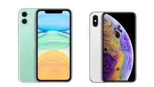 iPhone 11 vs iPhone XS : au même prix, lequel choisir ?