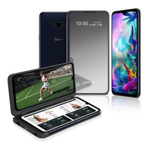 LG G8X ThinQ annoncé : ils n'ont pas de smartphone pliable mais ils ont des idées