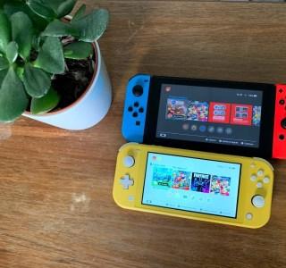 Nintendo Switch: le transfert de jeux sur carte SD est enfin possible