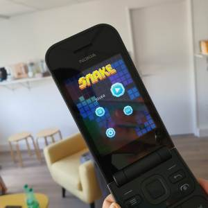 Nokia 2720 Flip : un feature phone à clapet avec Google Assistant, WhatsApp et Facebook – IFA 2019