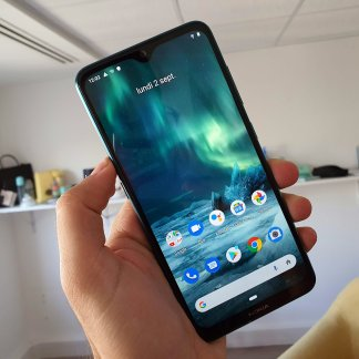 Nokia 7.2 et Nokia 6.2 officialisés à l'IFA 2019 : nos photos des deux nouveaux smartphones
