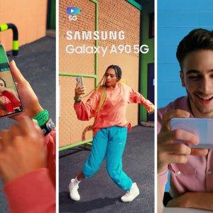Samsung Galaxy A90 : design et caractéristiques en fuite avant l'officialisation
