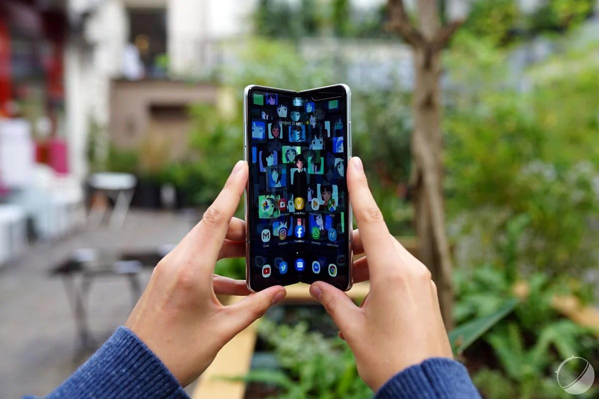 Oups, en fait Samsung n'a pas vendu 1 million de Galaxy Fold